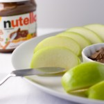 Apples and nutella by Taste Duds