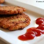 Baked masala vadai- Chef In You