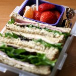 Bento box ideas- Soy and Pepper