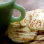 Corn and black pepper crackers- NYtimes