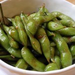 Garlic Edamame by The Cooking of Joy