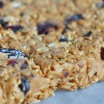 Peanut butter honey bars- Active Life Cooking