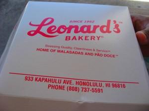 Leonards Bakery Malasadas Hawaii Kapahulu