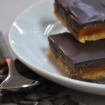 Millionaire's Shortbread-- Baking For The Cure