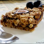 Oat Fig Bars from Artsy Foodie