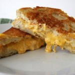 Toasted Cheese Sandwich- Taste and Tell