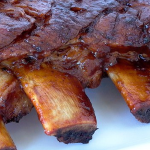 Whiskey Ginger Ribs- Gastronomic Blog