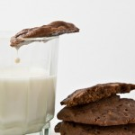 Chocolate Malted Cookies from Scrumptious Photography
