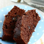 Moist Chocolate Carrot Cake from Mochachocolata Rita