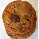 Browned Butter Chewy Chocolate Chip Cookies from Recipe Girl