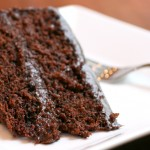 Good Chocolate cake from A Yankee in a Southern Kitchen