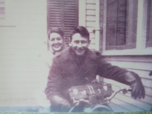 My Nana Lyn and Grandpapi Cliff