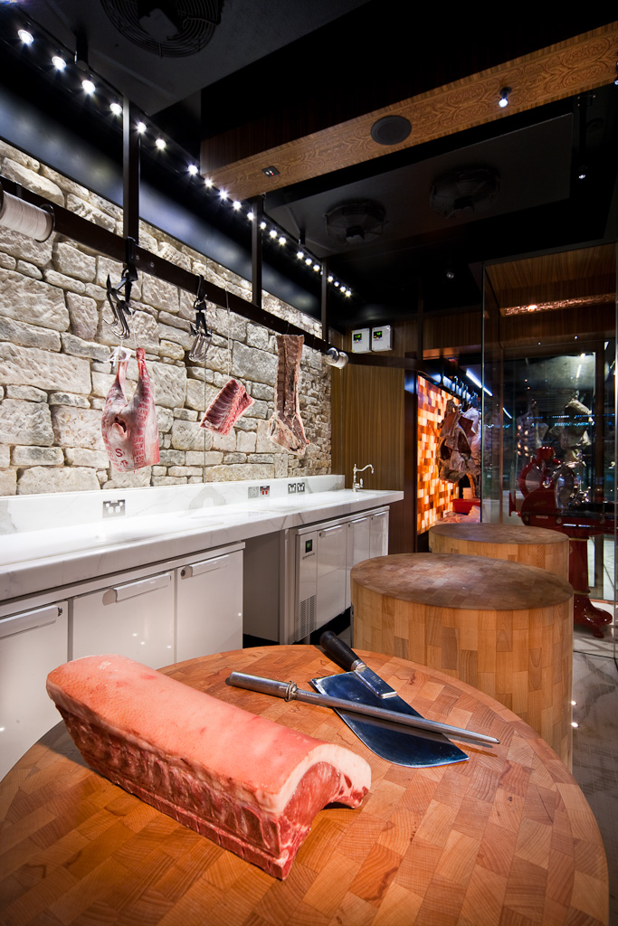 Victor churchill the best butcher shop in the world for Best interiors in the world