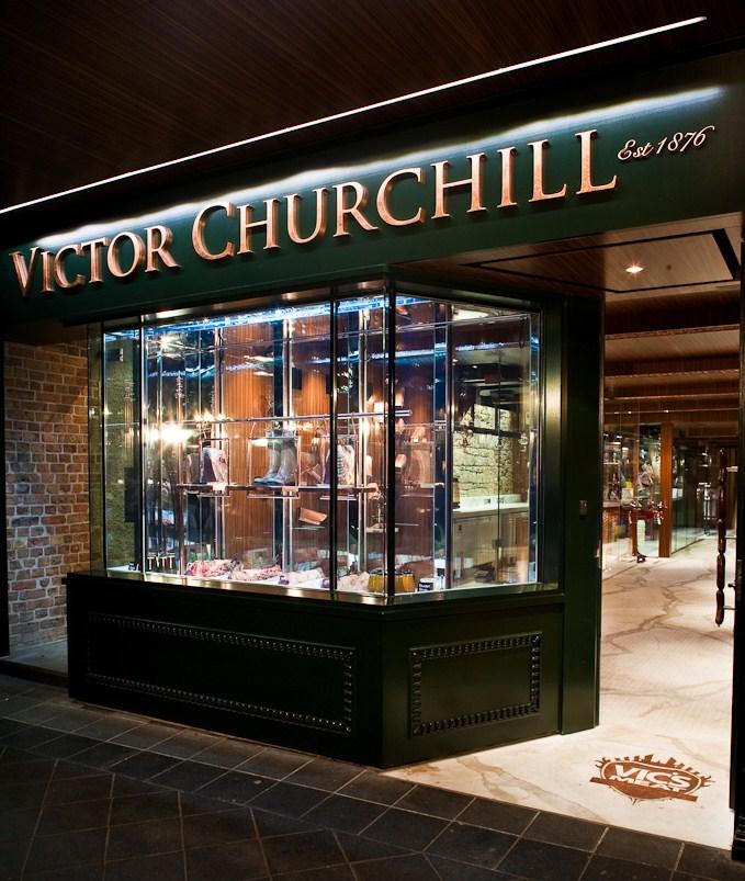 Victor Churchill Butcher Shop