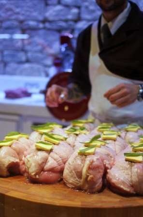 Turkey ~ Victor Churchill Butcher Shop