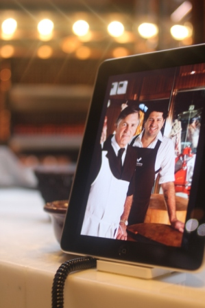 iPad ~ Victor Churchill Butcher Shop