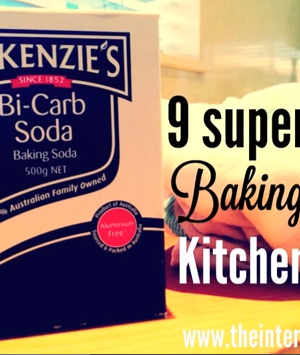 9 Super Cool Baking Soda Kitchen Tips You May Not Know About