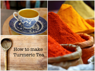 The Incredible Health Benefits Of Drinking Turmeric Tea