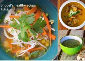 bridgets healthy soup