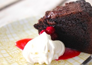 chocolate mud cake small thumbnail